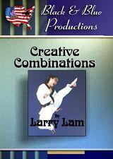 Creative Kamas, Kicking Combinations, Teenage Mutant Ninja Turtle Larry Lam