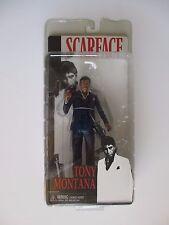 AL PACINO SIGNED SCARFACE TONY MONTANA FIGURE DC/COA RARE NECA REEL TOYS