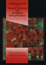 Fundamentals of Remote Sensing and Airphoto Interpretation (5th Edition) ( Avery