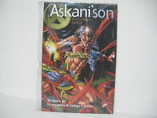 Askani' son Scott Lobdell Gene Ha Marvel Comics ( (BG01)