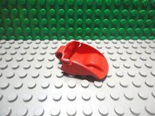 Lego 1 Red scoop bucket crane tractor truck