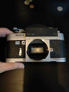 Rare Alpa 9D dummy camera.
