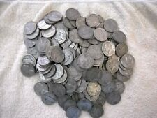 Coin Hoard 100 Wartime 1942-1945 Silver Nickels FREE Shipping