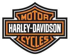 Harley-Davidson Die Cut Bar & Shield Logo Mouse Pad, Black Neoprene MO30264