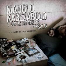 MANOLO KABEZABOLO Y LOS KE NO DAN PIE KON BOLO Si Todavia Te Kedan Dientes... LP