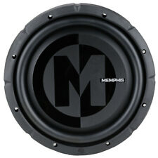 "Memphis Audio PRXS1244 Power Reference 12"" 4-Ohm DVC Shallow Subwoofer NEW"