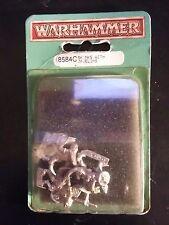 Warhammer Skinks with Javelins Blister Metal OOP Sealed New 8584C