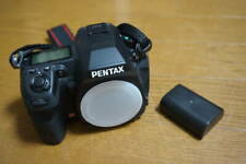 Pentax K-5 II 16.3MP Digital SLR Camera - Black Body Battery Charger