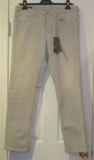 NWT AUTH GUCCI men JEANS GRAY DENIM LOW WAIST size 48 IT / 34 US  W34""