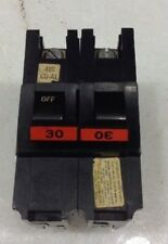 "230 Federal Pacific Stab-Lok Circuit Breaker 2P 30A 240V ""2 YEAR WARRANTY"""