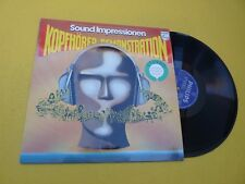Sound impressionen/Kopfhorer demonstration-Philips (EX++/M-) ToP CoPy LP ç