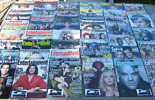 Entertainment Weekly Lot of 44 Magazines 2014 Complete year double issues