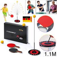 Tischtennis Trainer größer Rebound Roboter Rebound Trainer Indoor Behoben DHL