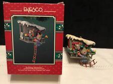 1994 Enesco Christmas Ornament Building Memories #3 and final in Series