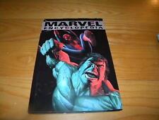 2002 Marvel Comics Encyclopedia HC Book Vol. 1 Spider-Man/Avengers/X-Men