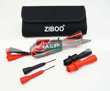 ZIBOO Test Leads & Test Probe Kit (FLUKE TL71, AC175, Ziboo TP88A, Accessory Cas