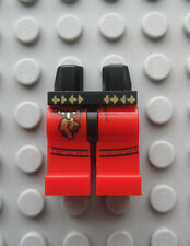 Lego LION KING LEGS Red Printed Minifigure Part -Gold Belt and Lion 10223 7188