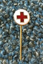 RED CROSS Blood donor ROTES KREUZ, CROIX ROUGE, Made in Croatia pin, badge !