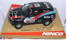 NINCO  50562 BMW X5 REAM DELTA Q  DAKAR 2010  MASSLOT  1/32  NUEVO