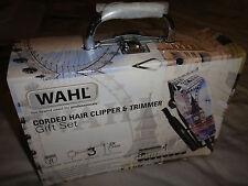 Wahl Clipper pelo diseño de edición limitada y Trimmer Conjunto de Regalo