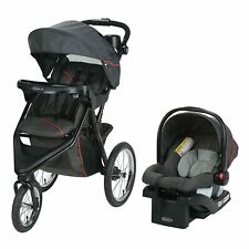 Graco Trax Jogger Travel System - Evanston