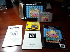 Kirby 64: The Crystal Shards | NINTENDO 64, N64 | With BOX and INSTRUCTIONS