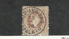 Austria, Postage Stamp, #33 VF Used, 1867 Beautiful Cancel