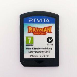 Rayman Origins - Sony PS Vita - Free Postage