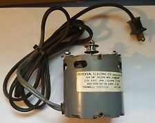 Universal Electric Co Electric Motor 115v 60hz 6a 1700 Rpm 1175 Hp