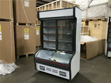 Commercial Freezer Refrigerator Combo Model Rg47 Merchandiser