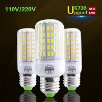 120W E27 led light bulb 5730SMD chip led corn lamp Incandescent 20-100W 110/220V