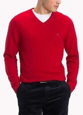 Tommy Hilfiger Original jersey hombre Premium Cotton cuello pico