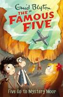 Five Go To Mystery Moor: Book 13 (Famous Five), Blyton, Enid, Used Excellent Boo