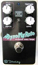 Used Keeley Dyno My Roto Chorus Flanger Guitar Effects Pedal