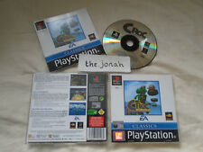 Croc Legend of the Gobbos PS1 (COMPLETE) platform Sony PlayStation rare