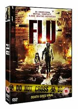 FLU - New Korean Horror DVD