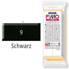 Fimo Classic & Professional Modelliermasse 350g Block verschiedene Farben Knete