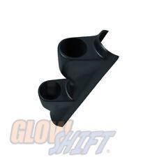 GlowShift - 52mm Universal RHD Right Hand Drive Dual Pillar Gauge Pod - GS-U2R