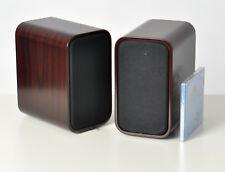 Un paio di Peachtree Audio High Performance altoparlanti DS 4.5 Colore: Cherry