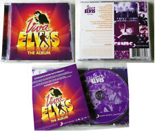 Elvis Presley Viva Elvis the album... Sony OPENDISC CD Top con supplemento
