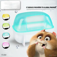 Hamster Squirrel Sauna Bath Room Bathing Bathroom Potty Toilet Plastic