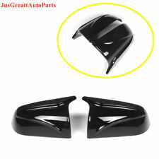 for Tesla model 3 2017-2020 Horn ABS black replacement rearview mirror cover