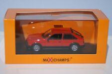 Maxichamps Opel Kadett SR Astra Mk1 1982 Red Minichamps 1:43 940 044121