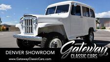 1955 Willys Wagon 4X4