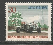 Germany Berlin #9N315d VF MNH - 1971 60pf Mercedes and Auto Union Cars Racing