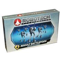Robotech RPG Tactics: Zentraedi - Regult Battlepod Squadron