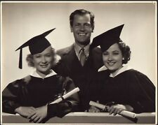 MERLE OBERON MIRIAM HOPKINS JOEL MCCREA These Three HURRELL DBW Portrait Photo