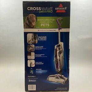 BISSELL 2328 CROSSWAVE PET ALL-IN-ONE WET DRY VACUUM CLEANER -(FLOOR)