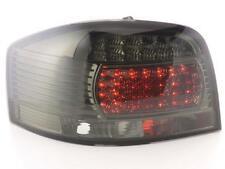 Coppia Fari Fanali Posteriori Tuning LED Audi A3 (8P) 03-07, nero