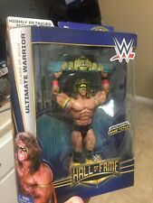 MATTEL WWE HALL OF FAME ELITE ULTIMATE WARRIOR FIGURE WWF MOC TARGET EXCLUSIVE